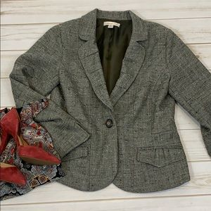 Lovely Tweed Jacket from Coldwater Creek - Sz 6P